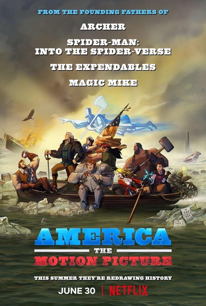 아메리카: 영화 같은 이야기